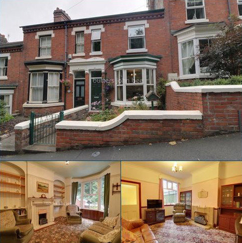 2 bedroom terraced house for sale - St Johns Wood, Kidsgrove, Stoke-on-trent