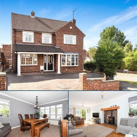 4 bedroom detached house for sale - Trevor Drive, Bromham, Bedfordshire