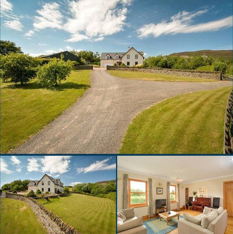 5 bedroom equestrian facility for sale - Balkello Woodland House, Auchterhouse, Dundee, Angus, DD3