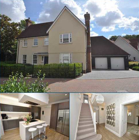 5 bedroom detached house for sale - Old Mill Close, Dunmow