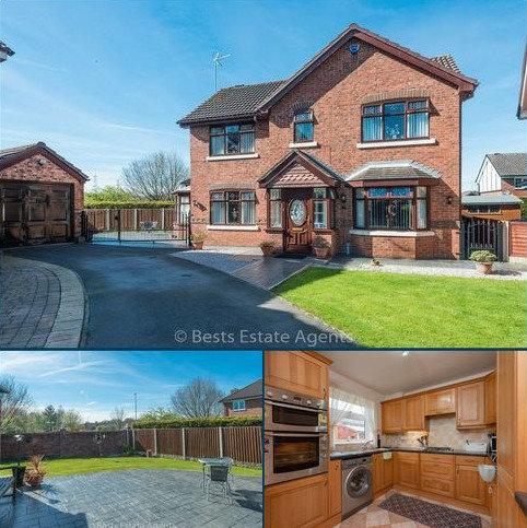 3 bedroom detached house for sale - Godstow, Sandymoor,  Runcorn