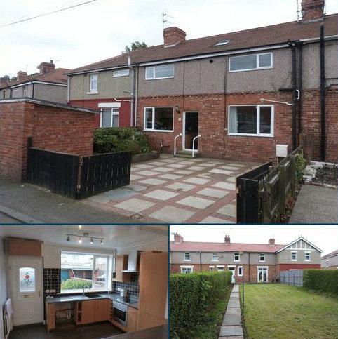 3 bedroom terraced house for sale - Park Villas, Ashington