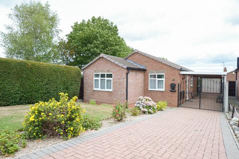 2 bedroom detached bungalow for sale - Woodleigh Close, Chesterfield