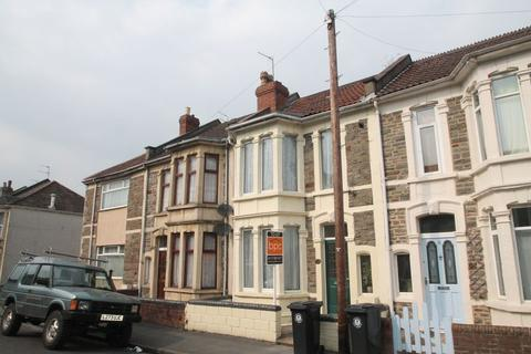 2 bedroom terraced house to rent - Westminster Road, Whitehall, Bristol