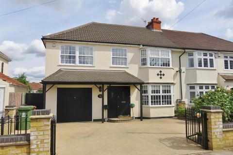 4 bedroom semi-detached house for sale - Lyndhurst Road, Bexleyheath, Kent, DA7 6DG