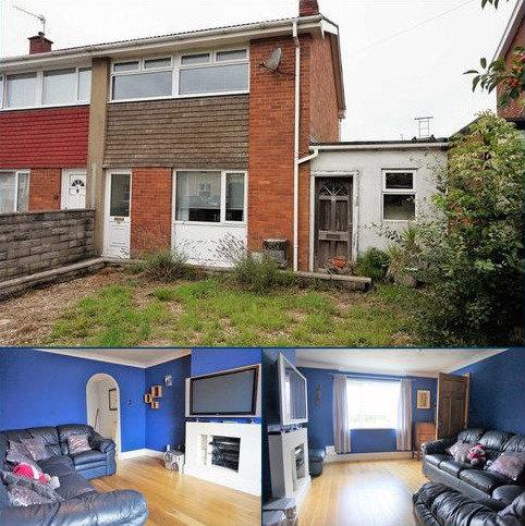 3 bedroom semi-detached house for sale - Heol Y Twyn, Swansea, SA4