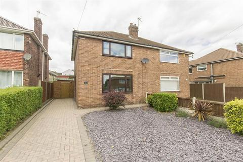 2 bedroom semi-detached house for sale - The Glebe Way, Old Whittington, Chesterfield