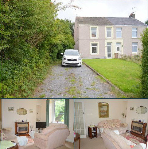 3 bedroom semi-detached house for sale - Victoria Road, Waunarlwydd, Swansea