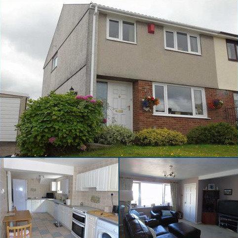 3 bedroom semi-detached house for sale - Heol Pentyla, Llansamlet, Swansea