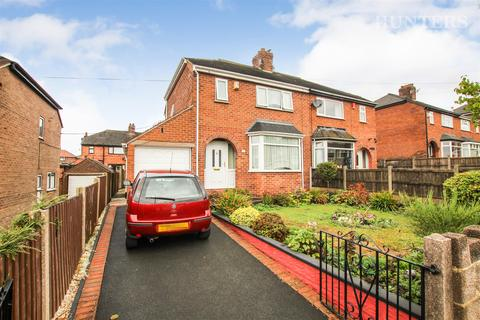 3 bedroom semi-detached house for sale - Meadow Road, Brown Edge, Stoke On Trent, ST6 8SQ
