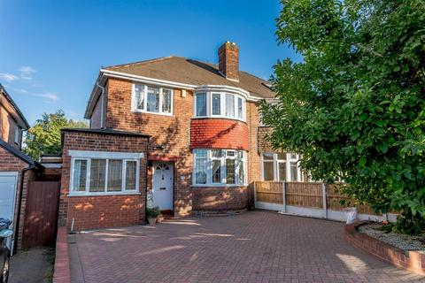 4 bedroom semi-detached house for sale - Rowan Road, Sutton Coldfield, B72 1NW