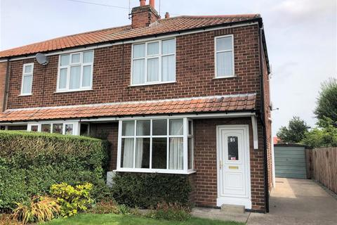 2 bedroom semi-detached house to rent - Fordlands Road, Fulford, York, YO19 4QR