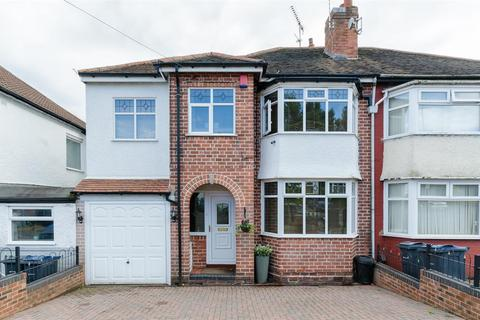 4 bedroom semi-detached house for sale - Weymoor Road, Birmingham, B17 0RX