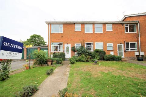 2 bedroom ground floor flat for sale - Lesley Avenue, York, YO10 4JS