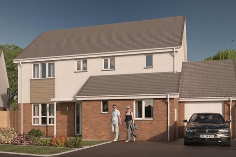 4 bedroom detached house for sale - Highgrove, Roundswell, Barnstaple
