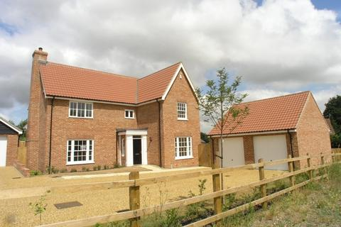 4 bedroom detached house for sale - The Heathers, St Michaels Way, Wenhaston