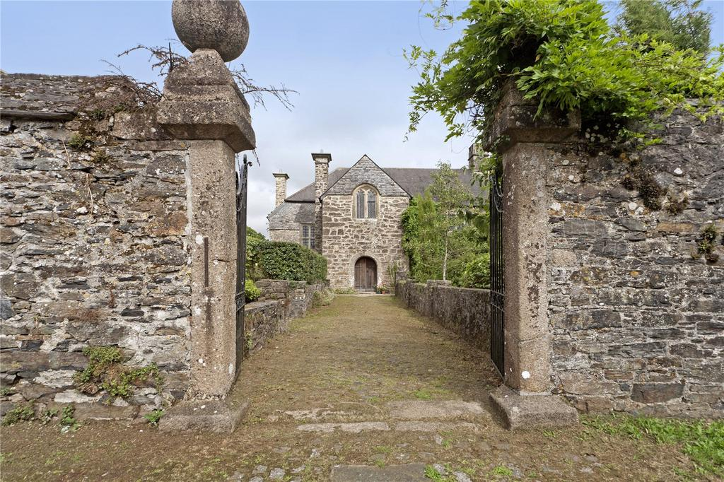 The Grade I-listed home to two Devon dynasties, with a 13th