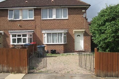 3 bedroom semi-detached house to rent - PLAYDON GROVE, KINGS HEATH