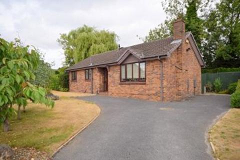 3 bedroom detached bungalow for sale - Hollowood Avenue, Littleover, Derby, DE23 6JD