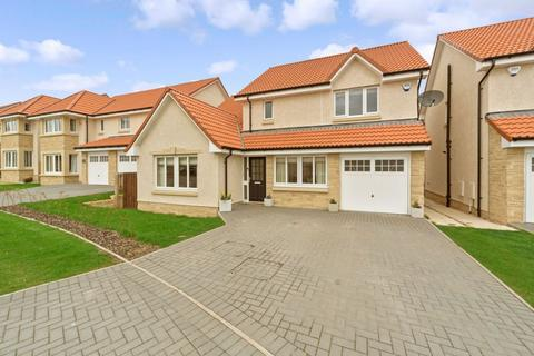 4 bedroom detached house for sale - 15 Castell Maynes Crescent, Bonnyrigg EH19 3RU