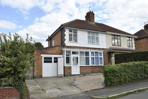 3 bedroom semi-detached house to rent - Sandy Rise, Wigston, LE18
