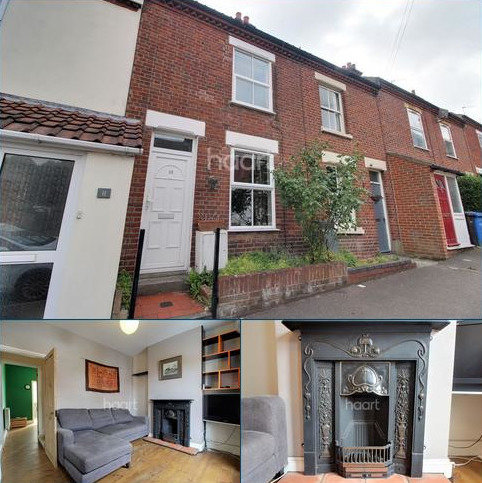 2 bedroom terraced house for sale - Copeman Street, NR2
