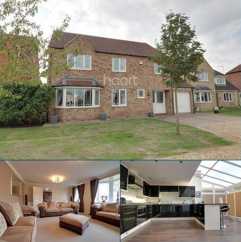 4 bedroom detached house for sale - March