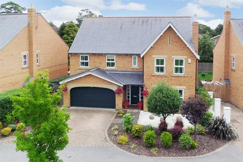 4 bedroom detached house for sale - Badgerwood Walk, York