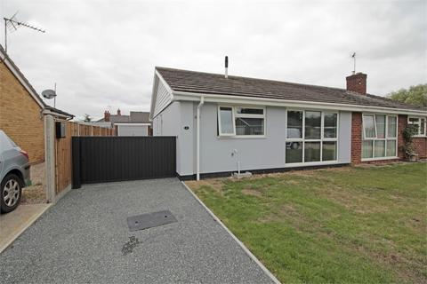 2 bedroom semi-detached bungalow for sale - Stockhouse Close, Tolleshunt Knights, MALDON, Essex