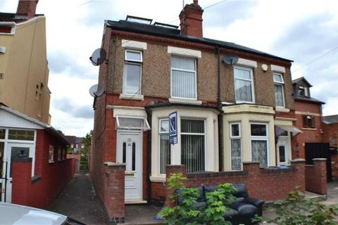 4 bedroom semi-detached house for sale - Ena Road, Hillfields, Coventry, West Midlands