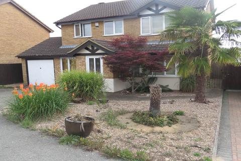 4 bedroom detached house to rent - Tiffany Gardens, East Hunsbury, Northampton