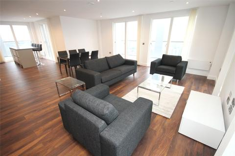 3 bedroom penthouse to rent - New Bridge Street, Manchester, Greater Manchester, M3