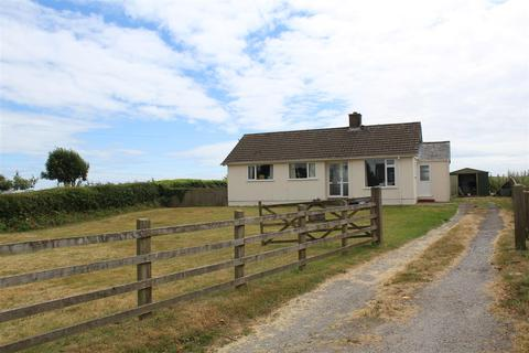 4 bedroom property with land for sale - Knelston, Gower, Swansea, West Glamorgan. SA3 1AR
