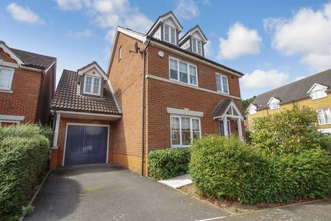4 bedroom detached house for sale - Woolbrook Road, Braeburn Park, Crayford