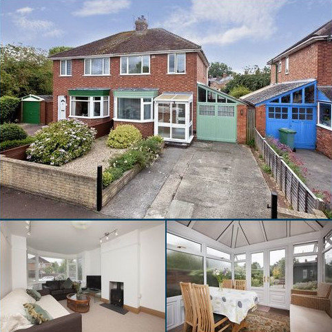 3 bedroom semi-detached house for sale - Southleigh Road, Taunton