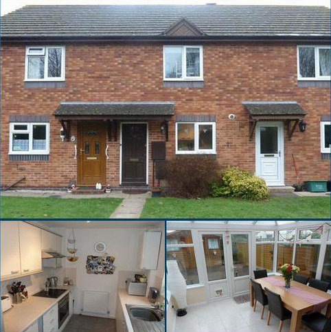 2 bedroom terraced house to rent - Badgers Close, Kingsteignton