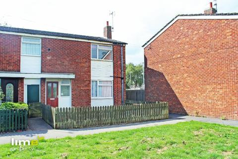 2 bedroom end of terrace house to rent - Clanthorpe, Hull, HU6 9HE