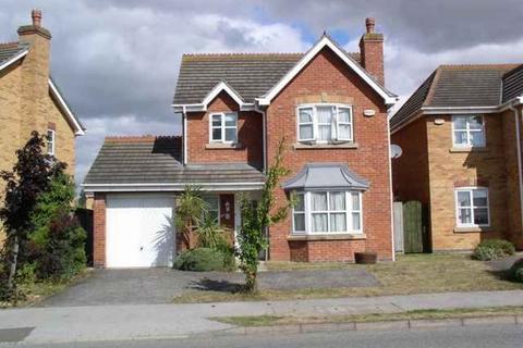 3 bedroom detached house to rent - Pershore Way, Doddington Park