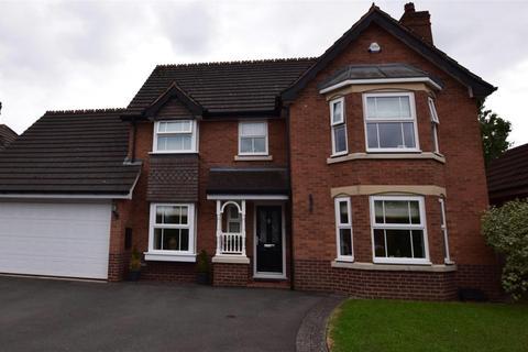 4 bedroom detached house for sale - Walton Croft, Solihull, B91 3GW