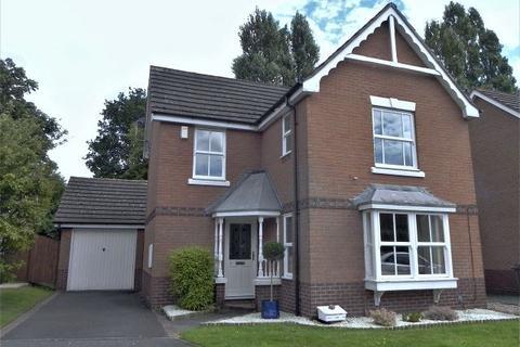 3 bedroom detached house for sale - Danbury Close, Sutton Coldfield