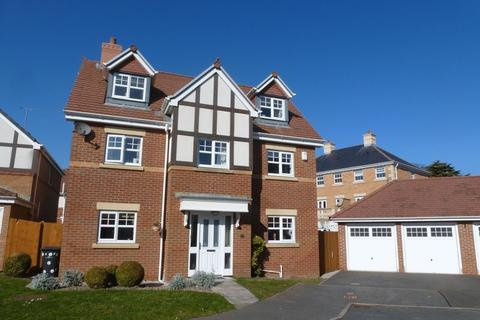 5 bedroom detached house for sale - Beckett Close, Rhos on Sea