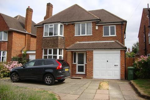 4 bedroom detached house to rent - Naseby Road, Solihull, B91 2DR