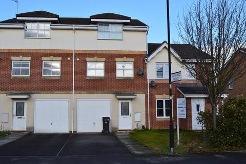 3 bedroom townhouse to rent - Tedder Road, Acomb