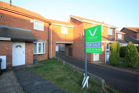2 bedroom terraced house for sale - Carlton Close, Ouston, Chester Le Street