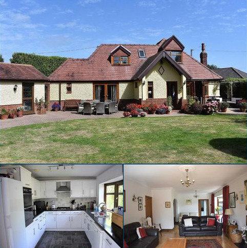 4 bedroom detached house for sale - Manselfield Road, Murton, Swansea