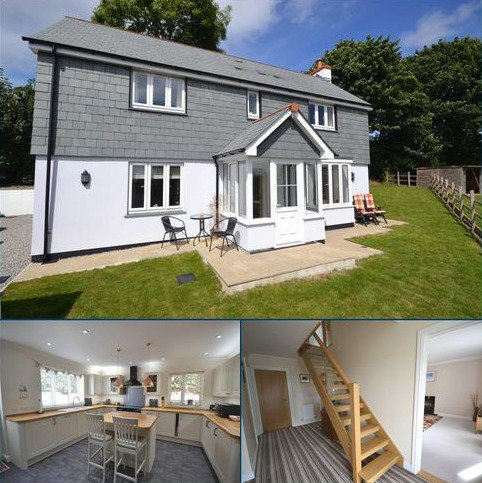 4 bedroom detached house for sale - School Hill, Lanjeth, St Austell, Cornwall, PL26