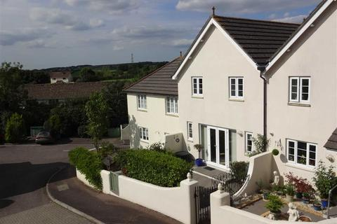 3 bedroom semi-detached house for sale - The Fieldings, Chittlehampton, Umberleigh, Devon, EX37