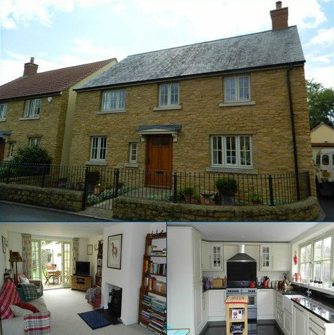 4 bedroom detached house for sale - Millbrook Court, Prigg Lane, South Petherton, Somerset, TA13