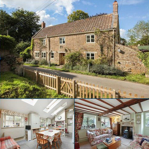 4 bedroom detached house for sale - Wigborough, South Petherton, Somerset, TA13
