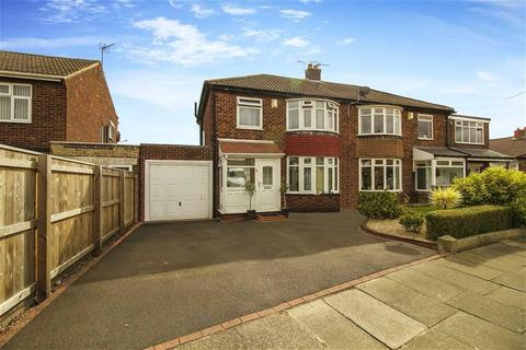 3 bedroom semi-detached house for sale - Elmwood Avenue, Gosforth, Tyne And Wear